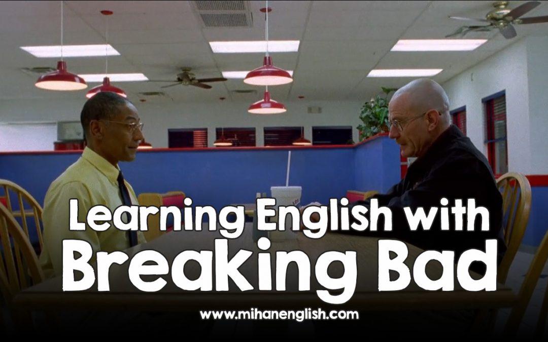 آموزش زبان انگلیسی با سریال Breaking Bad