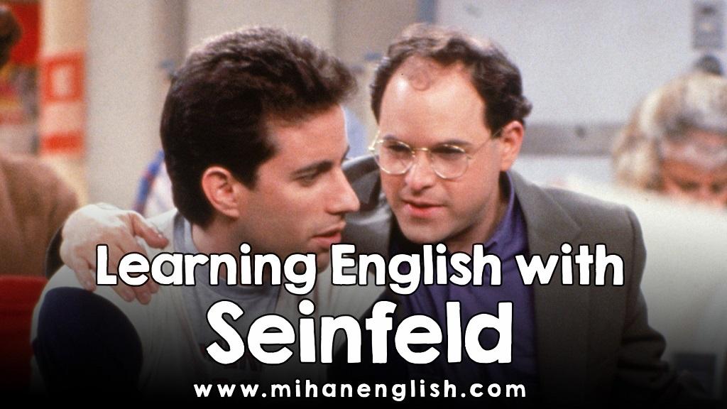 آموزش زبان انگلیسی با فیلم – Seinfeld